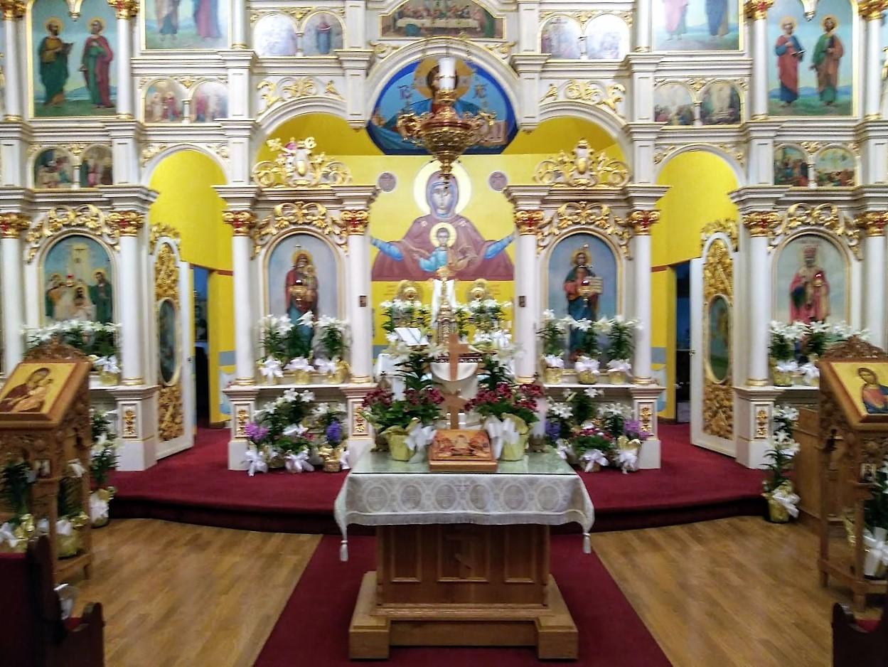 Welcome to Our Parish Website   Saint Nicholas Orthodox Church